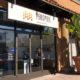 Perspire sauna Studios store front