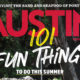 Austin 101 Magazine cover