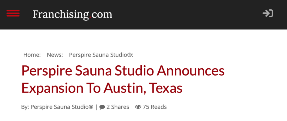 perspire_sauna_studio_announces_expansion_to_austin