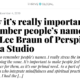 """""""Why it's really important to remember people's names"""" with Lee Braun of Perspire Sauna Studio"""